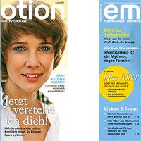 Zeitschriftentitel: emotion, Gruner+Jahr