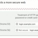 Screenshot aus Googles Security Blog