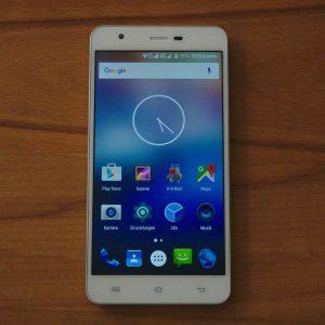 Jiayu S3+ Bildschirm