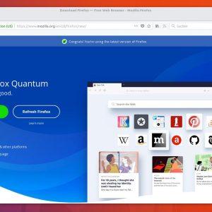 Ein Quantum Trost für den Firefox-Browser